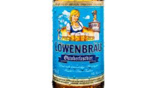 <strong>Löwenbräu Oktoberfest</strong>. 2,6 euros. 6,1%...