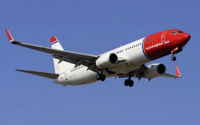 787 DREAMLINER NORWEGIAN AIRBUS