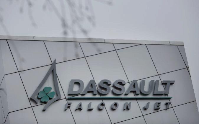 Logo de Dassault.
