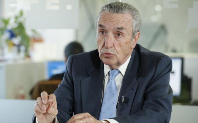 José María Marin Quemada, presidente  de la Comisión Nacional de...