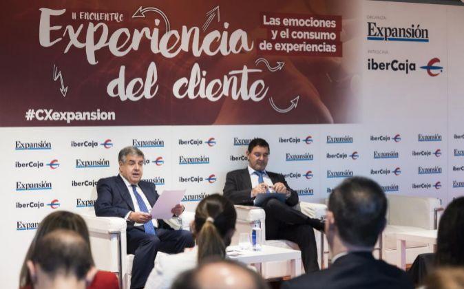 Evento Experiencia del Cliente-Expansion Ibercaja