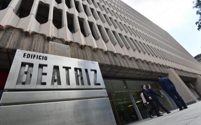 Edificio Beatriz, en la madrileña calle Ortega y Gasset 29.
