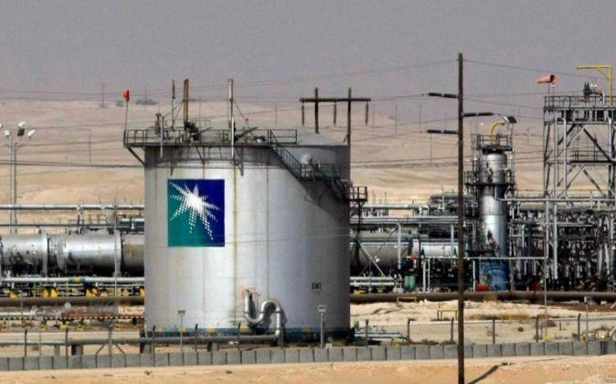 Instalaciones de Saudi Aramco.