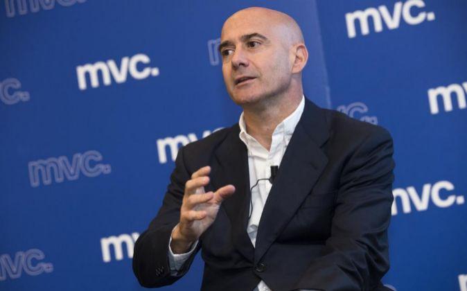 Jorge Perez de Leza, CEO de Metrovacesa.