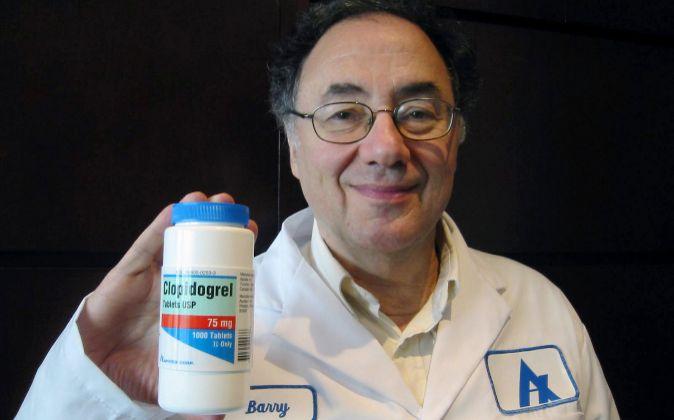 Barry Sherman era el fundador de Apotex, la mayor farmacéutica...