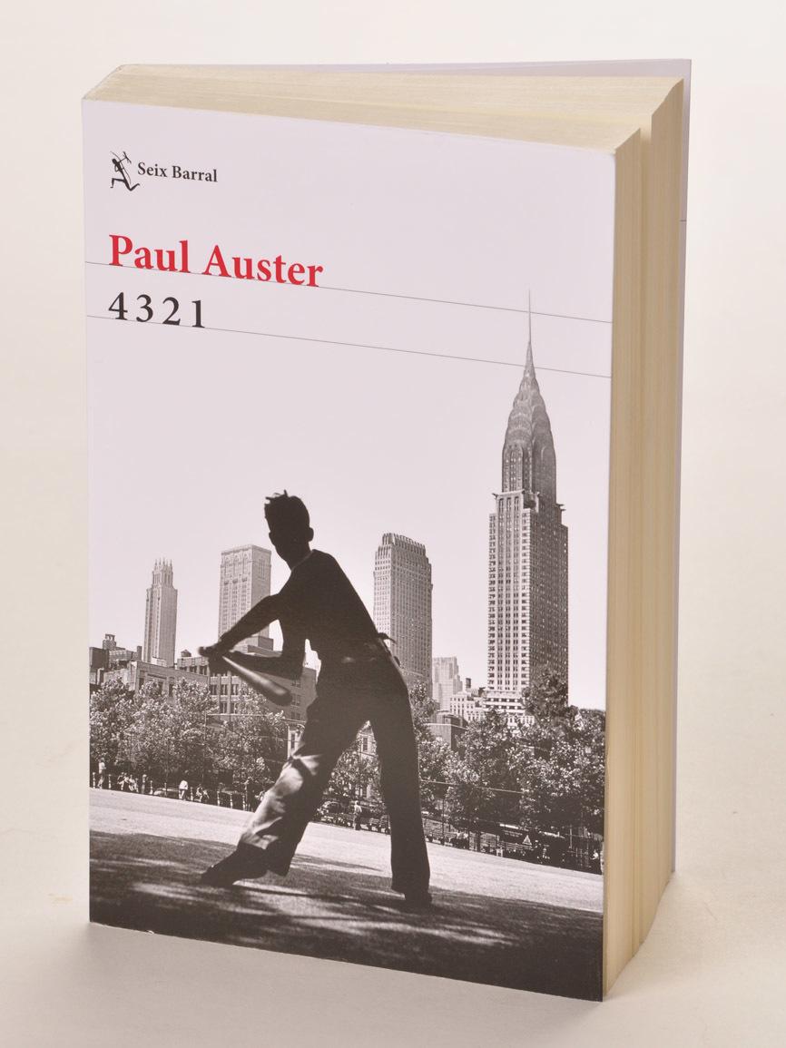 Después de siete años de silencio, Paul Auster vuelve a las...