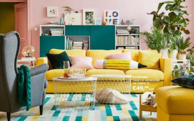 IKEA: NADA AL AZAR > Sus tiendas están diseñadas para responder a...