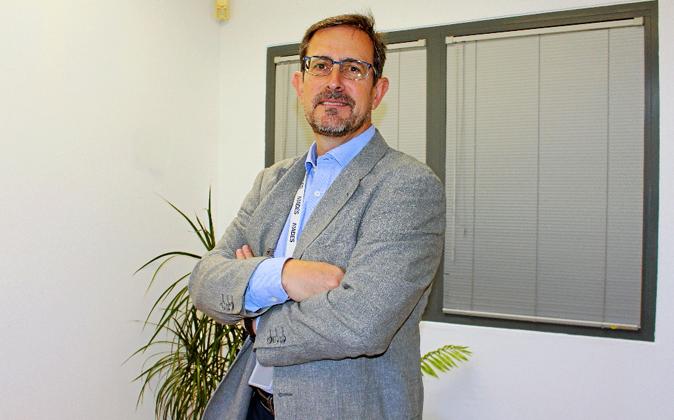 Leandro Olalla, director de desarrollo de negocios y gestión de...
