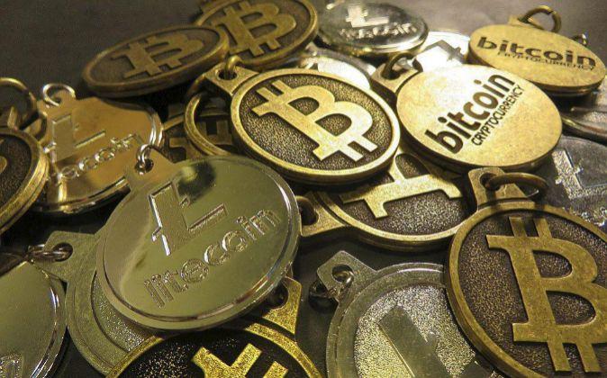 Imagen de bitcoins
