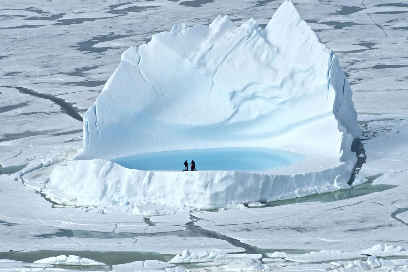 Son dos de los lugares más intactos del planeta y una aventura a...