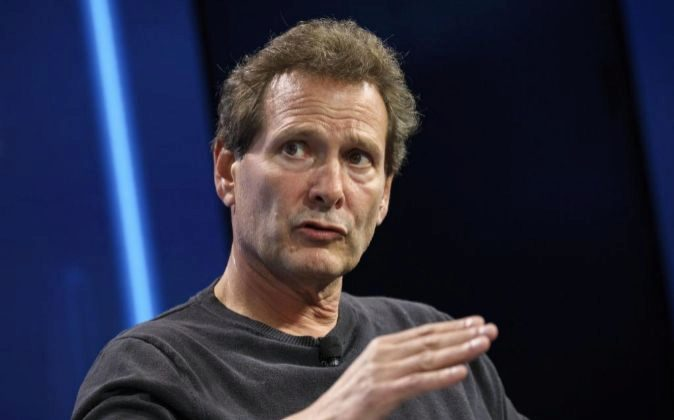 Dan Schulman, CEO de Paypal.