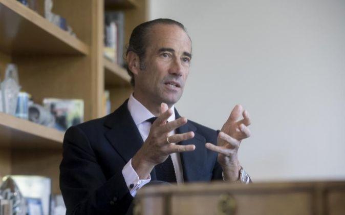 Antonio Rodríguez-Pina, presidente de Deutsche Bank en España.