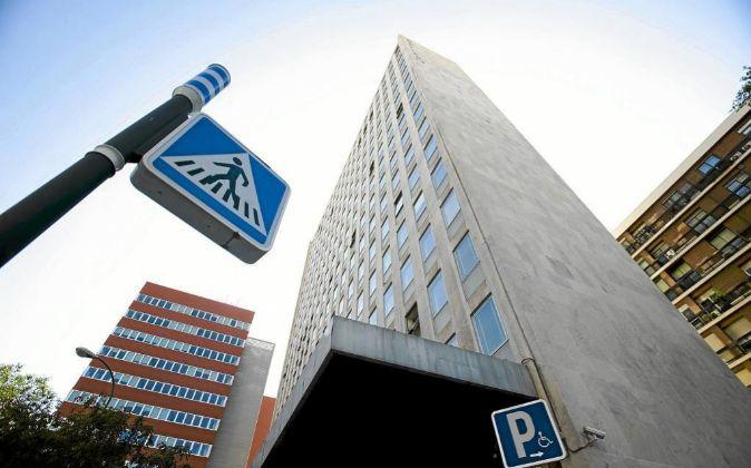 Sede de Técnicas Reunidas en Madrid.