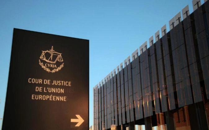 Sede del Tribunal de Justicia Europeo.