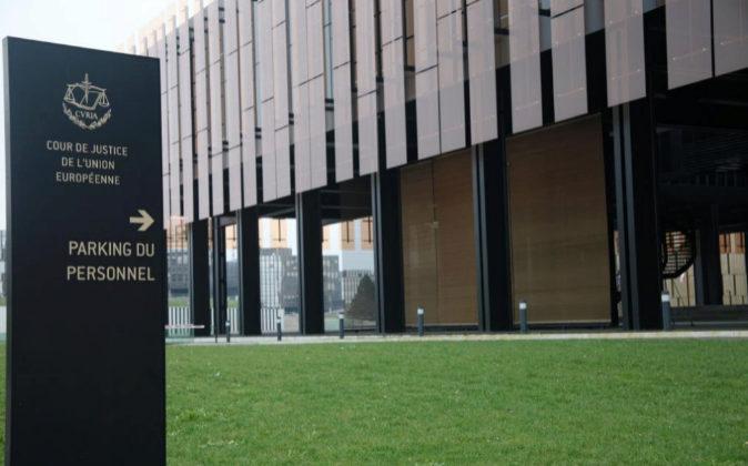 Sede del Tribunal de Justicia de la UE en Luxemburgo.