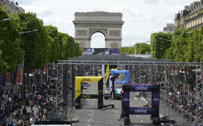 Circuito de París.