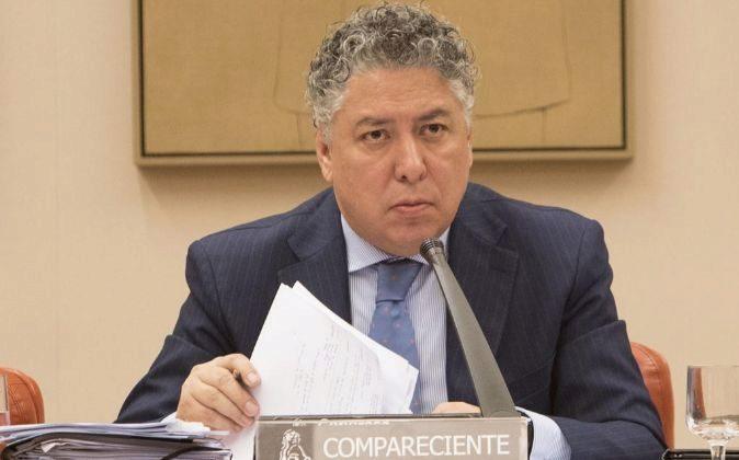 El secretario de Esatdo de la Seguridad Social, Tomas Burgos.