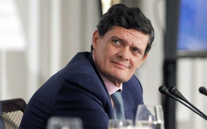 El presidente de la sociedad de gestión de activos, Sareb, Jaime...