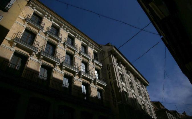 Edificio de la calle del Carmen, en Madrid, donde se abrirán...