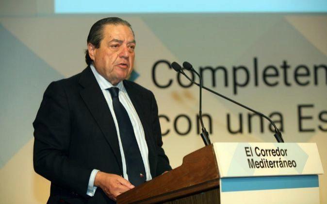 Vicente Boluda, presidente de la Asociación Valenciana de...