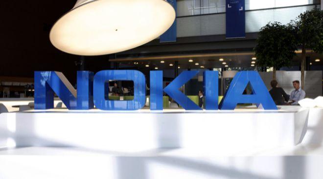 Logo de Nokia.
