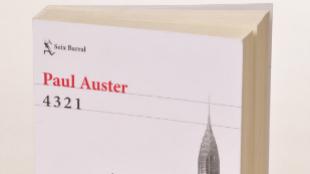 4, 3, 2, 1 - Paul Auster. Seix Barral, 960 págs.; 22,70 euros
