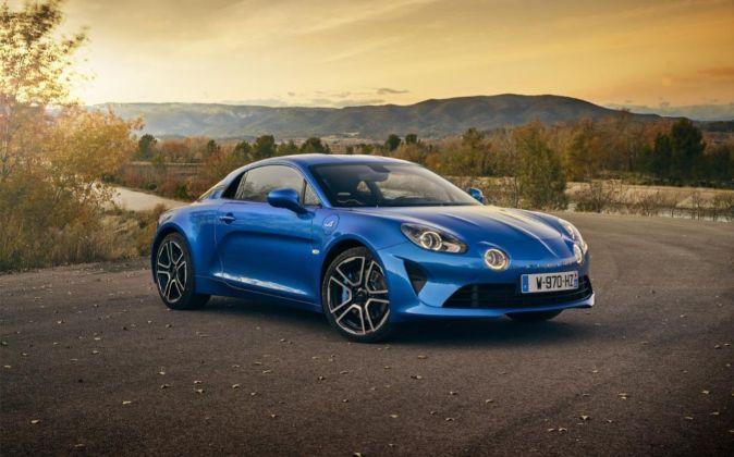 Alpine A110 Premiere Edition | Se hicieron 1.955 unidades el año en...