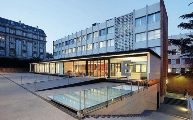 Campus de Esade en Barcelona.