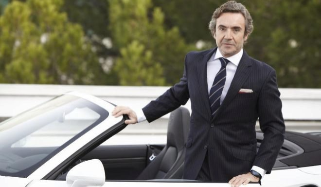 Tomás Villén, director general de Porsche Ibérica, será uno de los...