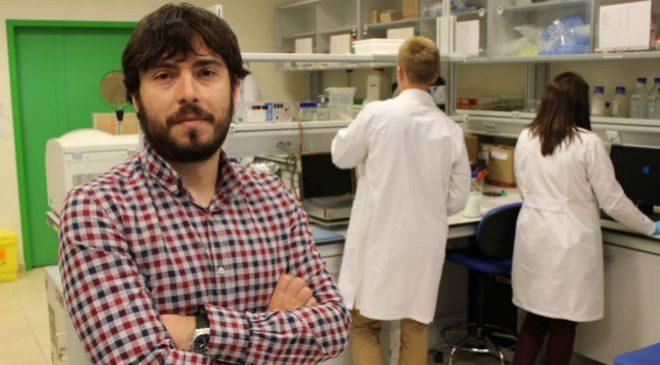 Gabriel Lozano, investigador postdoctoral en el Instituto de Ciencia...