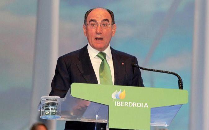 Ignacio Sánchez Galán, presidente de Iberdrola.