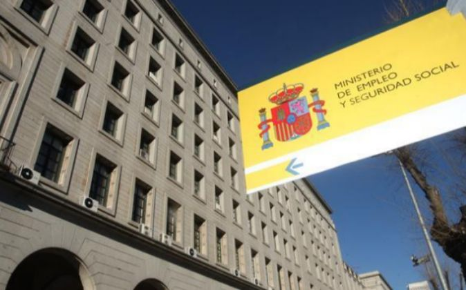 Sede del Ministerio de Empleo y de la Seguridad Social.
