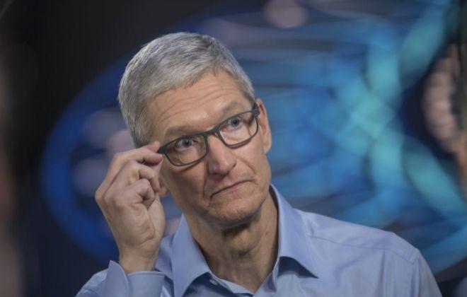 Tim Cook, consejero delegado de Apple