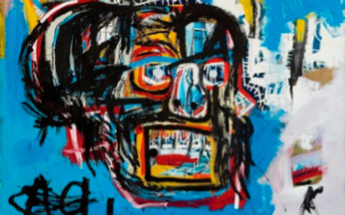 ]Jean-Michel Basquiat: 'Untitled', vendido en...