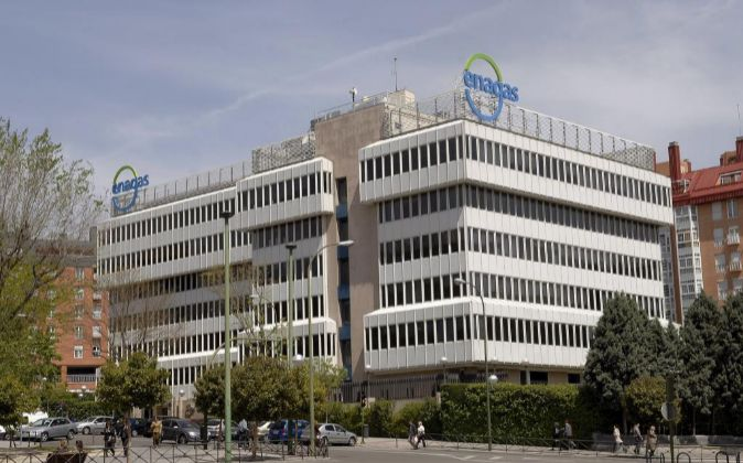 Sede de Enagás en Madrid