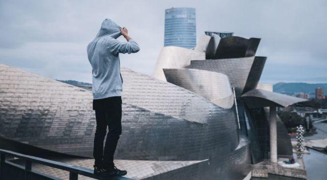 Museo Guggenheim Bilbao.Google Art & Culture permite realizar...