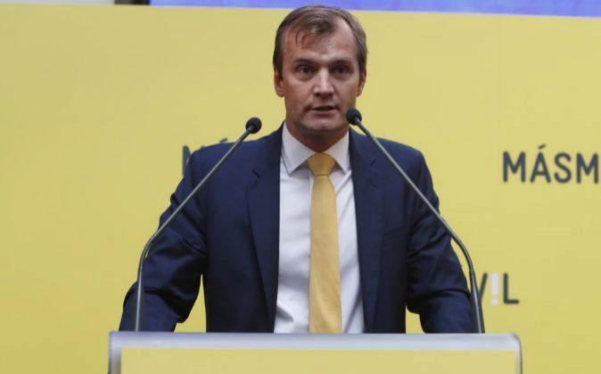 Meinrad Spenger, fundador y consejero delegado de MásMóvil.
