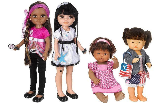 Muñecas de famosa.