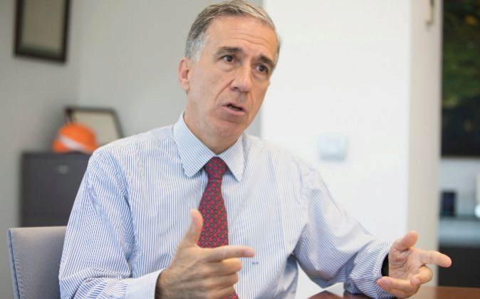 Gonzalo Urquijo es presidente de Abengoa y desde el pasado mes de...