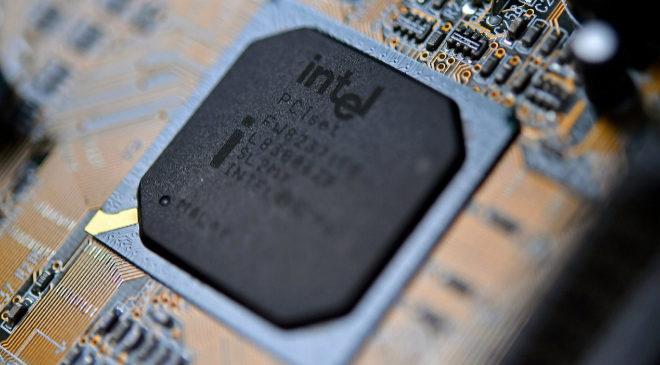 Chip de Intel.