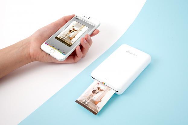 Impresora móvil compatible con dispositivos iOS y Android. Es ligera...