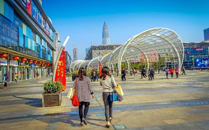 Potencial. La china Shenzen es una de las ciudades elegidas como...