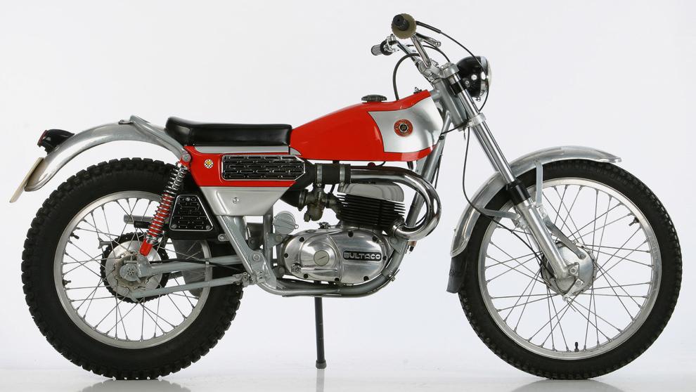Bultaco Sherpa T Modelo 49 de 1971, propiedad de Joan Carles Orengo,...