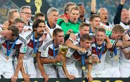 Alemania, última selección en ganar el Mundial de fútbol.