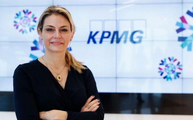 Eva García San Luis, responsable de D&A de KPMG en España