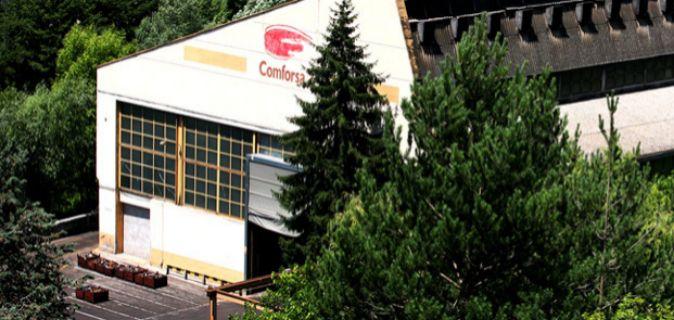 Comforsa cuenta con instalaciones productivas en Campdevànol y...