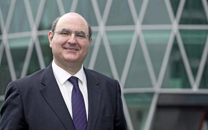 Gabriel Bernardino, presidente de la Autoridad Europea de Seguros y...