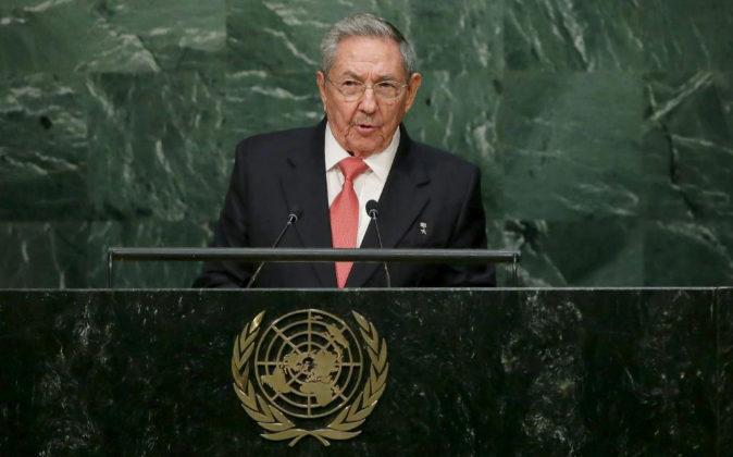 Raul Castro Ruz, presidente de la República de Cuba.