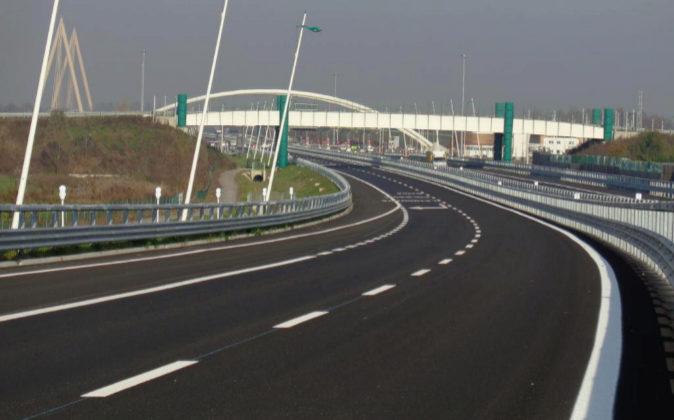 Autopista gestionada por Abertis.