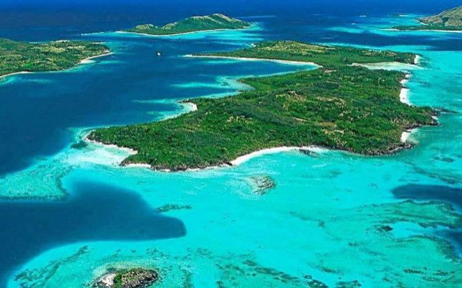 Isla Tortuga, Fiji.